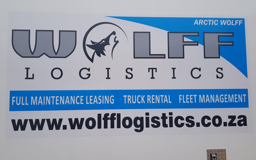 Arctic Wolff – Our new refrigerated truck
